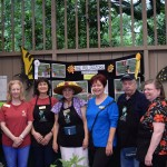 MGGNO won honors for Pollinator Booth